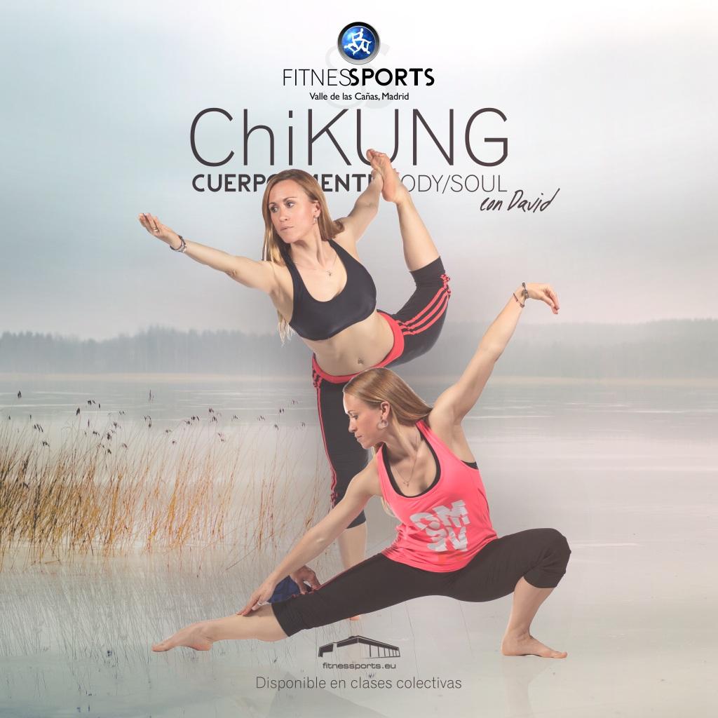 Chi Kung Madrid Fitness Sports Valle las Cañas PerfectPixel Publicidad