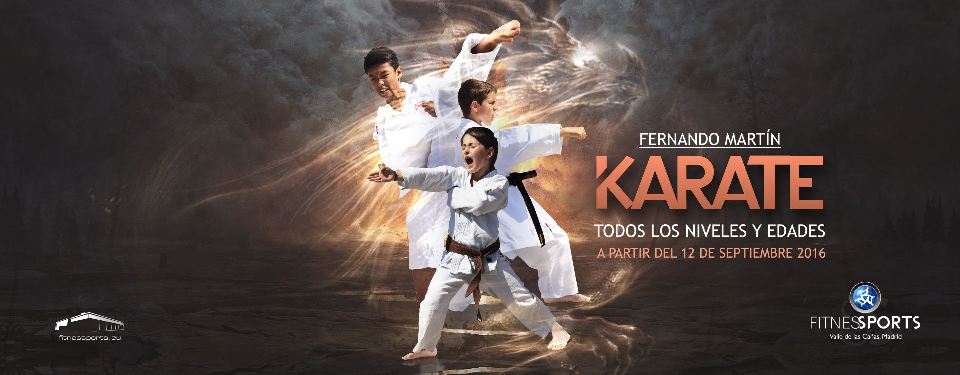 Escuela de Karate en Madrid
