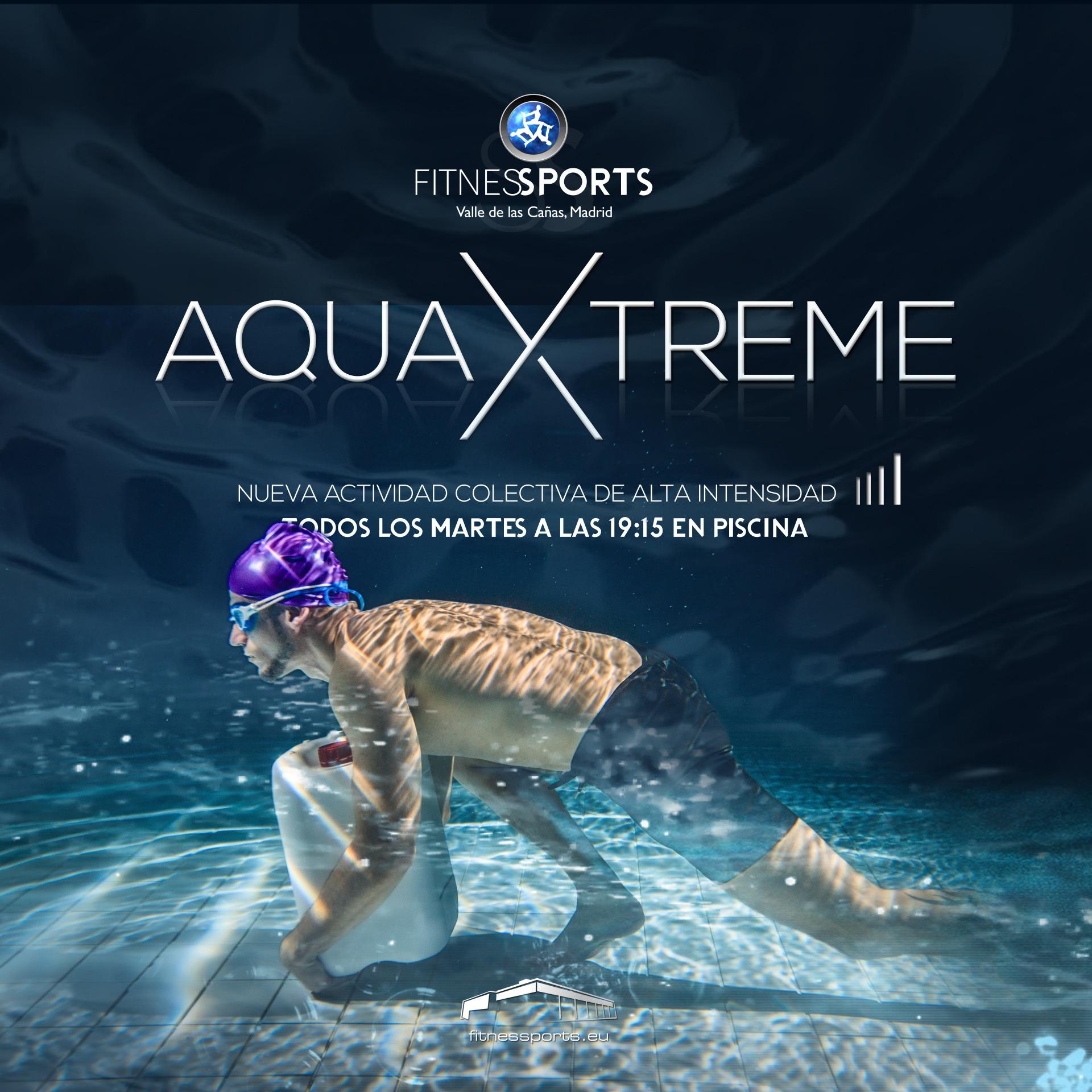 Aquaxtreme Actividad Acuatica De Alta Intensidad Gimnasio En