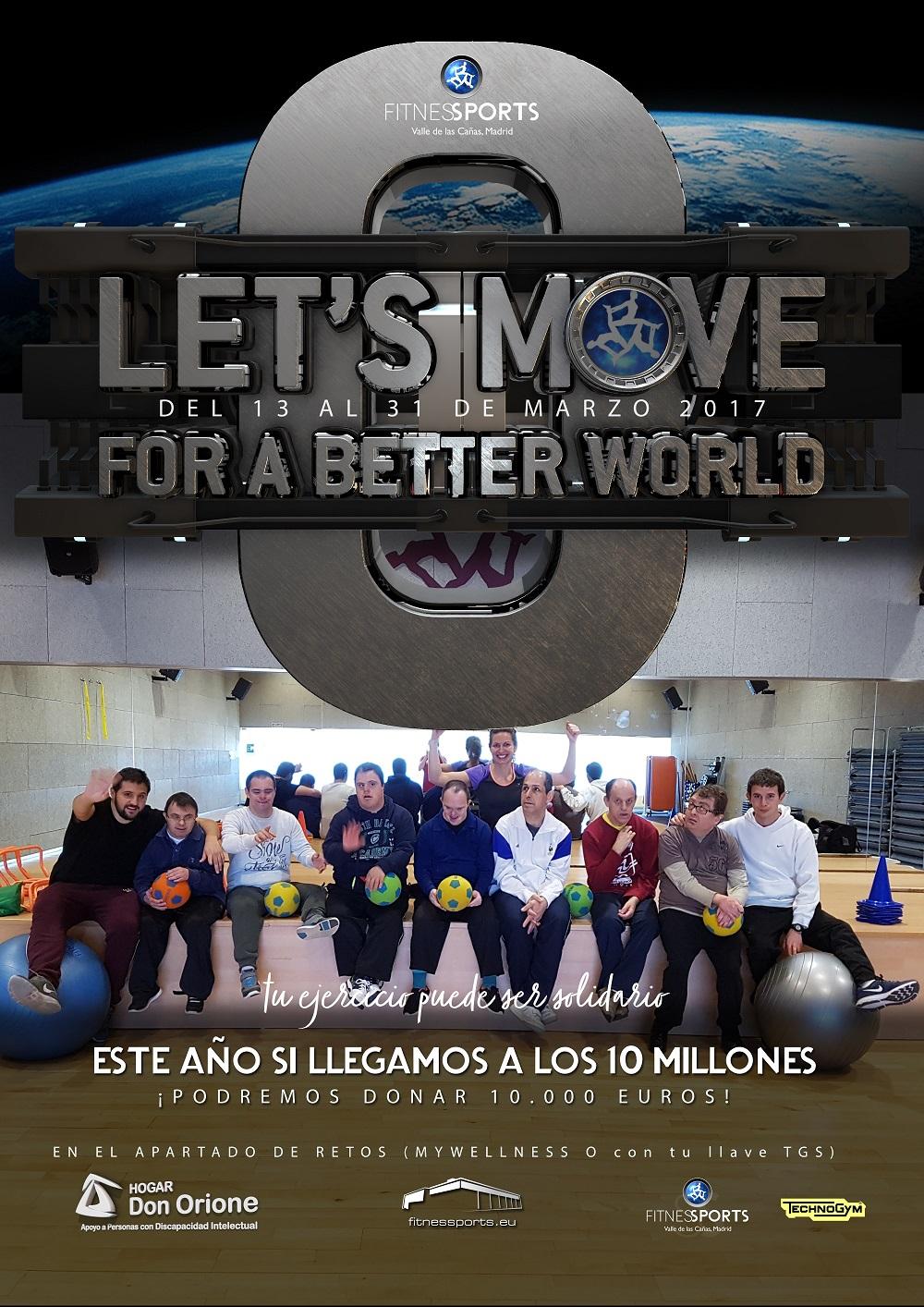 Lets move Fitness Sports Valle de las CAñas Don Orione LR