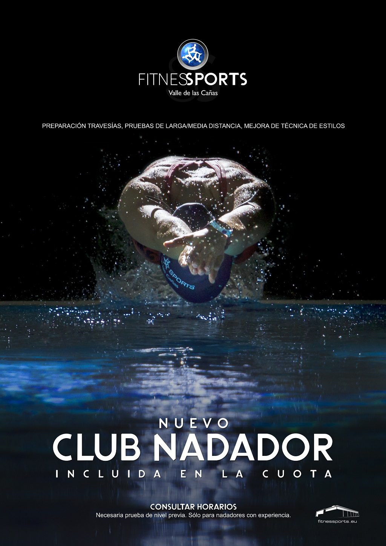 Club del Nadador FItness Sports v2