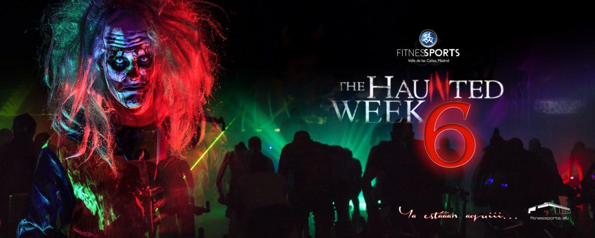 Haunted Week 6 Banner