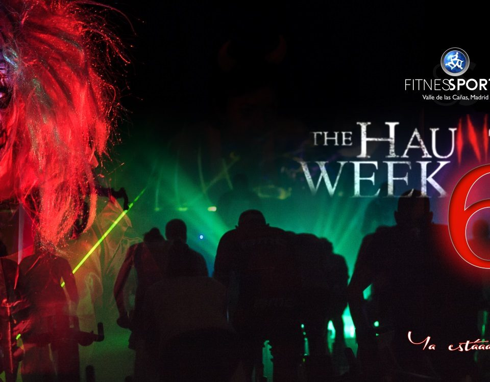 Haunted Week 6 Banner