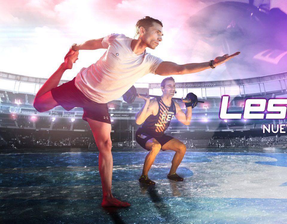 Presentaciones Les Mills Octubre 2017 Fitness Sports Valle de las CAñas Perfect Pixel Banner