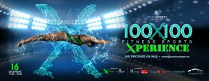 Competicion 100x100 Fitness Sports Natacion Cartel Perfect Pixel Publicidad Banner