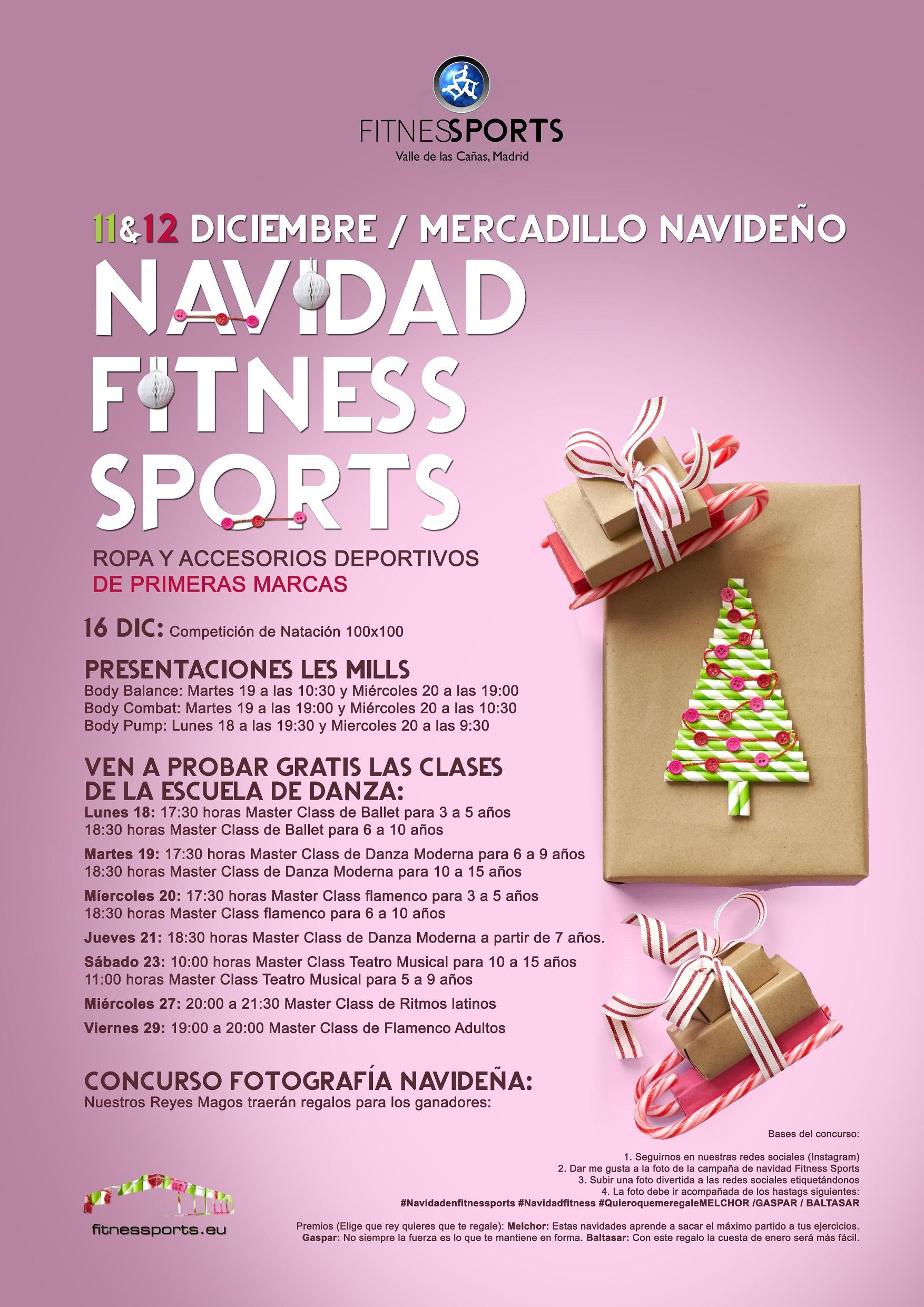 Cartel Mercadillo Fitness Low REs
