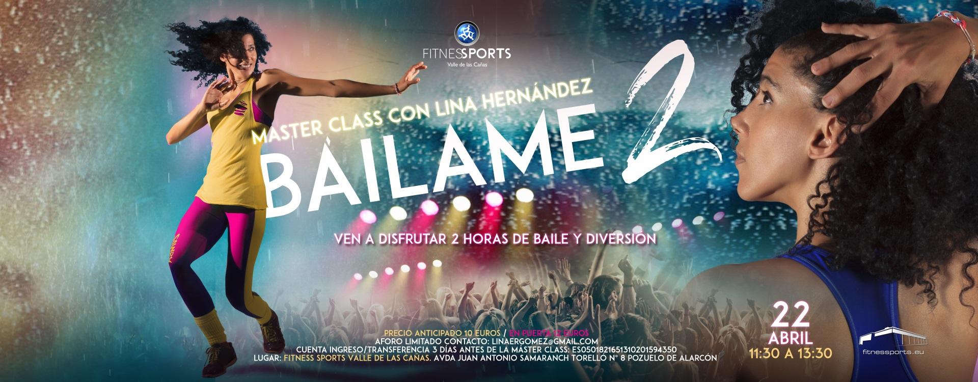 Bailame 2 Lina Hernandez Fitness Sports Perfect Pixel Publicidad