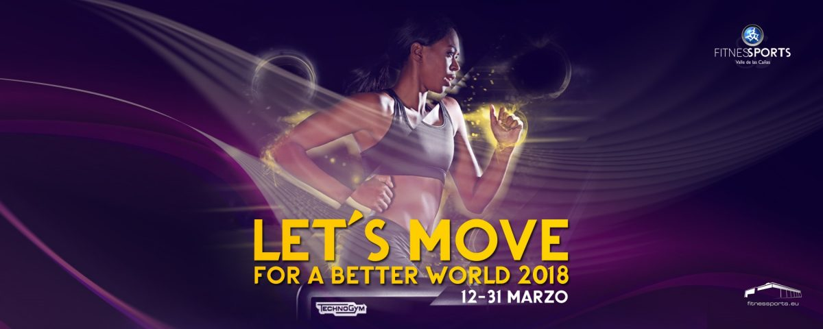 Lets Move 2018 Perfect Pixel Publicidad Agencia en Madrid Technogym