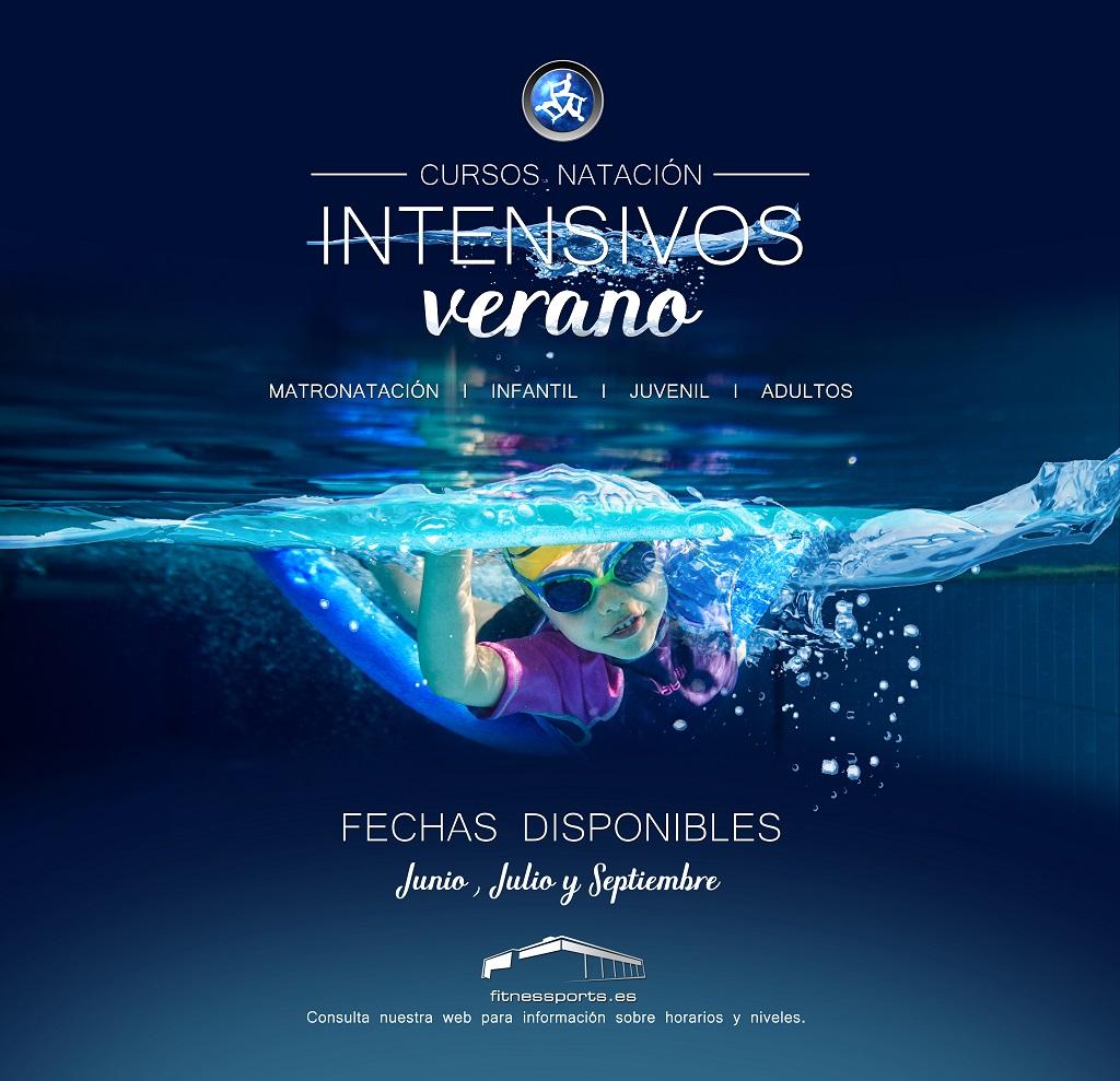 Cursos intensivos nataci n gimnasio en madrid fitness for Clases de piscina para bebes