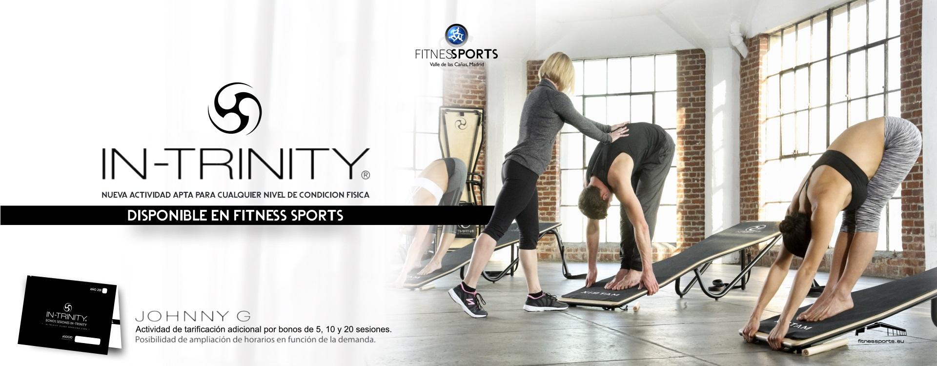 In-trinity - Nueva actividad en Fitness Sports Valle de las Cañas