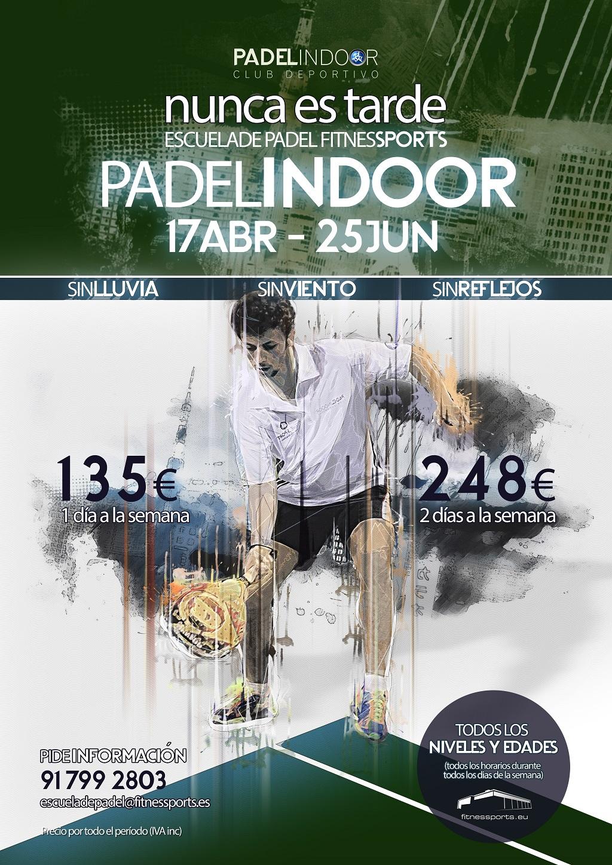 Escuela de Padel Madrid Fitness Sports Valle de las Cañas by Perfect Pixel Publicidad Agencia de Publicidad en Madrid Low Res