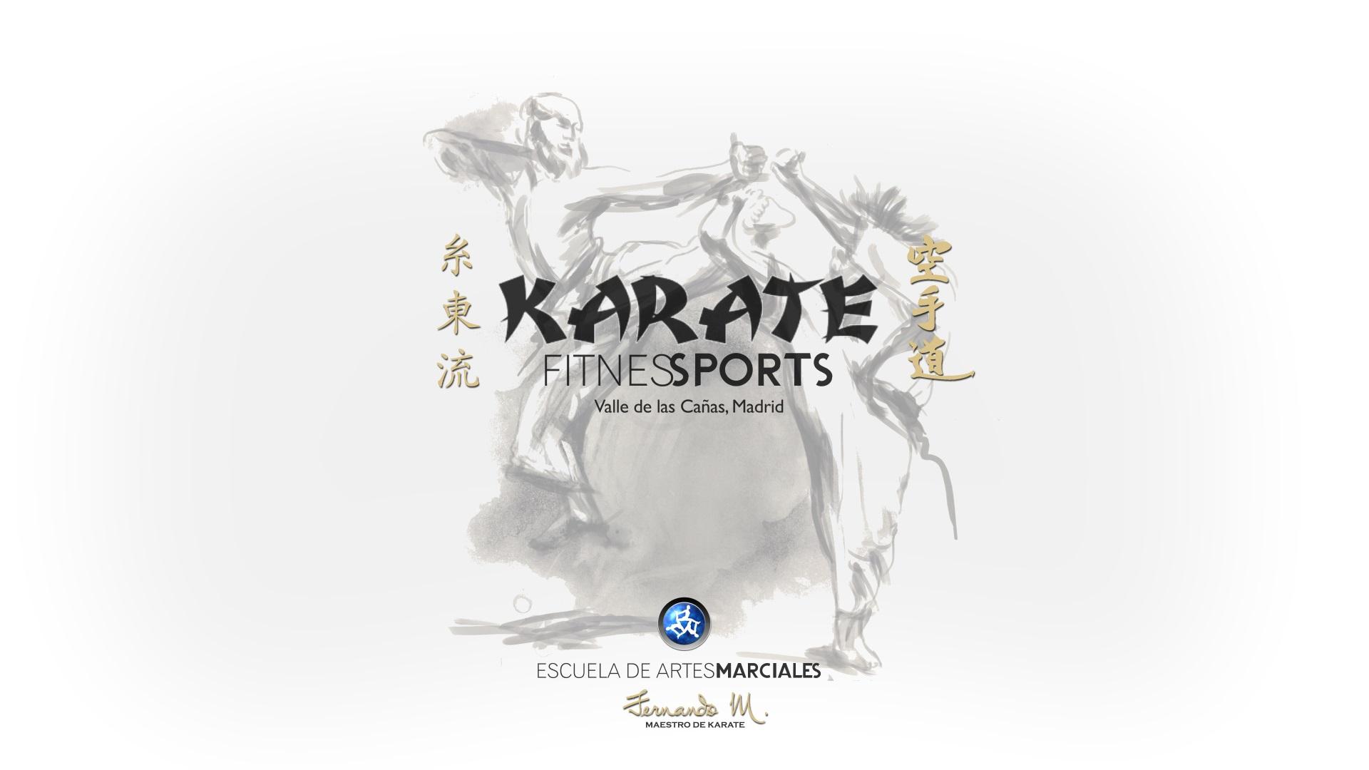 Karate Kids Escuela Fitness Sports Valle de las Cañas PerfectPixel Publicidad