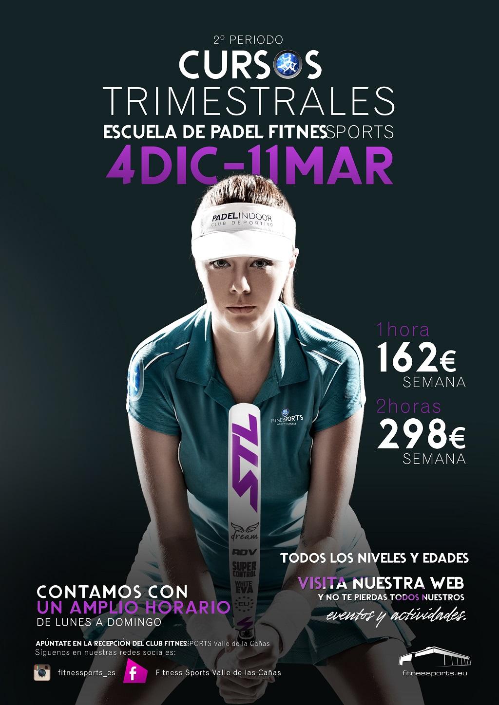 Cartel 2 Periodo Fitness Sports Valle de las Cañas Agencia Publicidad Madrid Perfect Pixel