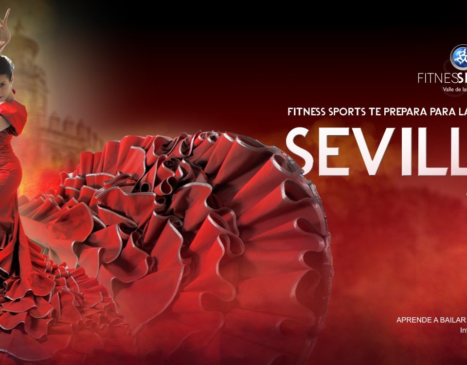 Sevillanas Fitness Sports Valle Cañas Perfect Pixel Publicidad Banner