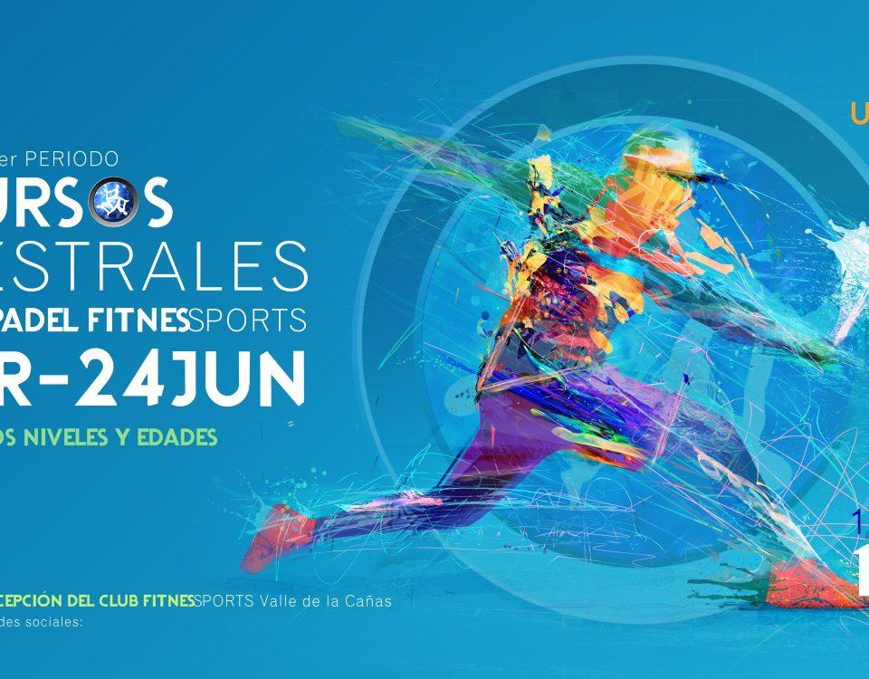 Cartel Perfect Pixel Publicidad 3 Periodo Fitness Sports Valle de las Cañas banner