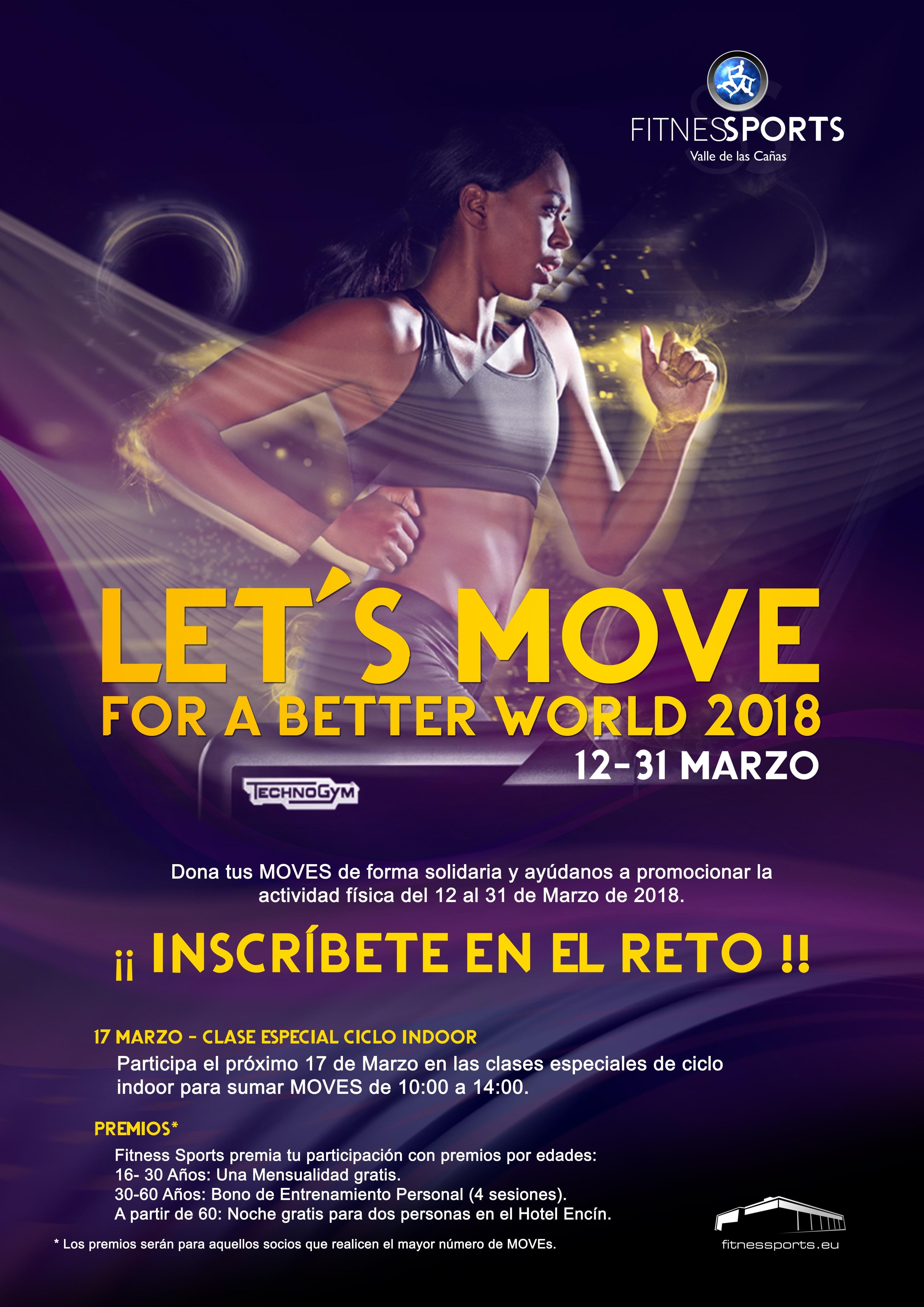 Lets Move 2018 Cartel
