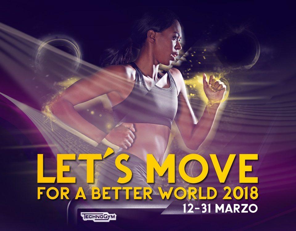 Lets Move 2018 Perfect Pixel Publicidad Agencia en Madrid Technogym